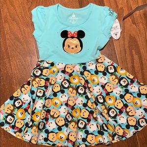 Disney park dress NEW